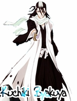"Bleach 6 Division Kuchiki Byakuya Cosplay Costume_<font color=""red"">New Arrival!</font>"