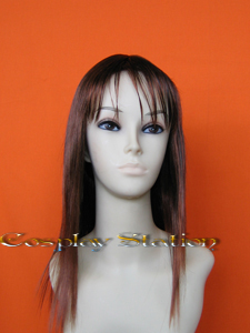 Medium Brown Cosplay Wig
