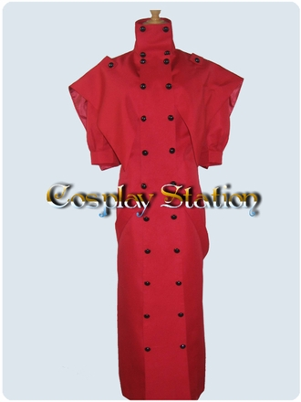 "Trigun Vash the Stampede Cosplay Costume_<font color=""red"">New Arrival!</font>"