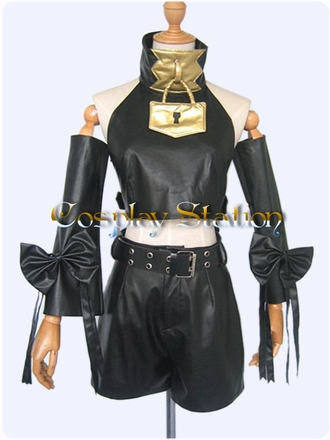 Zone-00 Cosplay Costume