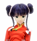 Macross Robotech Minmei Custom Made Cosplay Wig