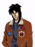 Ultimate Survivor Kaiji Commission Cosplay Wig