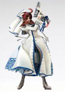 Trinity Blood Esther Blanchett Lolita Cosplay Costume