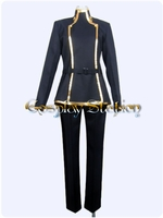 Code Geass Zero Lelouch Lamperouge Cosplay Costume