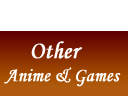 Miscellaneous Anime & Games Costumes