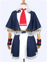 Castlevania_Portrait of Ruin Charlotte Aulin Cosplay Costume