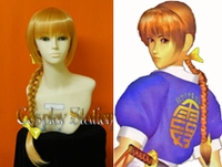 Dead Or Alive Cosplay Kasumi Custom Made Cosplay Wig