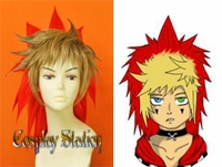 Kingdom Hearts Roxel Custom Designed Cosplay Wig