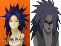 Naruto Curse Mark Sasuke Custom Made Cosplay Wig