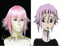 Soul Eater Cosplay Chrona Cosplay Wig