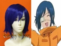 "Air Gear Cosplay Akito / Agito Wanijima Cosplay Wig_<font color=""red"">New Arrival!</font>"