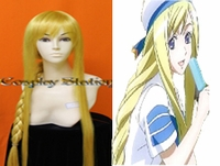 ARIA Alicia Florence Blonde Styled Cosplay Wig