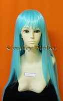 30 Inches Blue Cosplay Wig