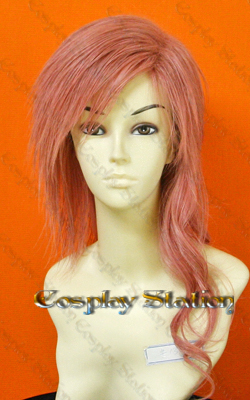 Final Fantasy Lightning Custom Made Cosplay Wig
