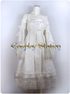 Chobits Gothic Lolita Cosplay Dress
