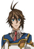 Chrome Shelled Regios Layfon Commission Cosplay Wig