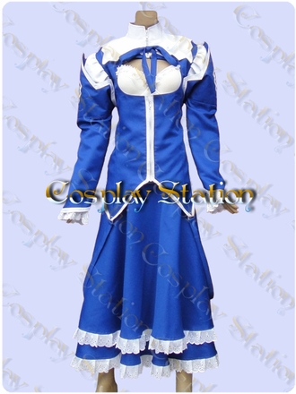 Freezing Brigette Satellizer Cosplay Costume