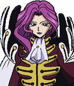 Code Geass Cornelia Li Britannia Custom Made Cosplay Wig