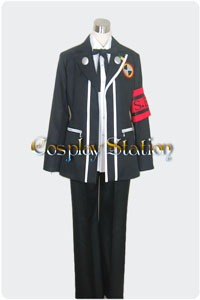 Persona 3 Boy Cosplay Uniform
