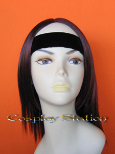 Dead or Alive Hayate Commission Cosplay Wig