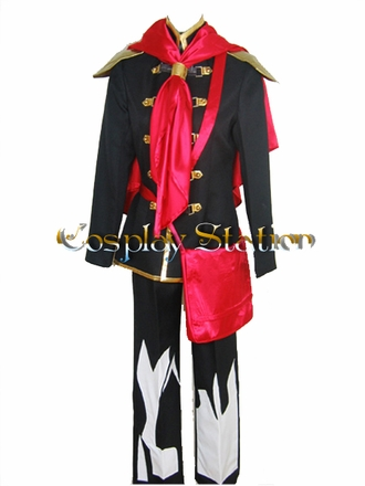 Final Fantasy Agito XIII Cosplay Uniform