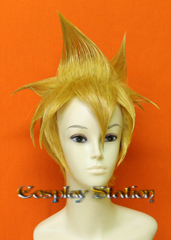 Son Gohan Commission Cosplay Wig