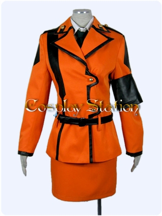 Code Geass Cecile Croomy Cosplay Uniform Costume