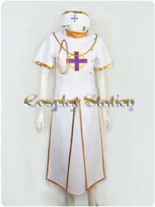 Tales of Phantasia Mint Adenade Cosplay Costume