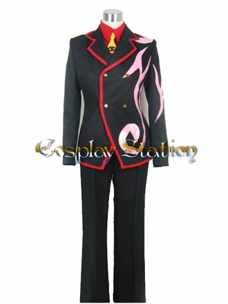 Tales of the Abyss Dist the Rose Cosplay Costume