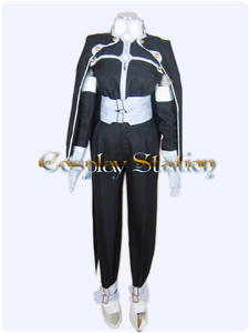 Tales of Symphonia Kratos Aurion Cosplay Costume