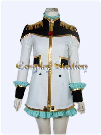 Galaxy Angel Vanilla H Cosplay Uniform Costume