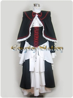Coyote Ragtime Show April Cosplay Dress Costume