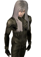 Final Fantasy XII Advent Children YAZOO Cosplay Costume