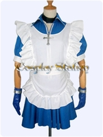 Lkki Tousen Shinning Dragon Cosplay Costume