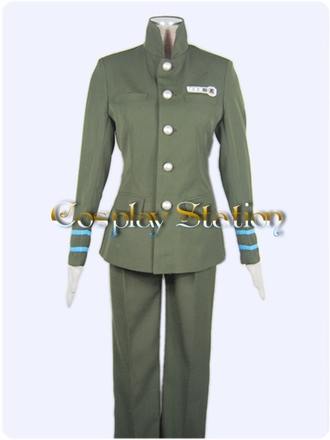 Katekyo Hitman Reborn! Mukuro Rokudo Cosplay Uniform_Latest Design