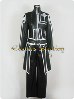 D.Gray Man Allen Walker Cosplay Costume