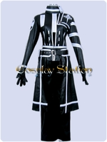 D.Gray Man Allen Walker Cosplay Costume_New Design!