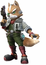 "Fox McCloud Cosplay Costume_<font color=""red"">New Arrival!</font>"