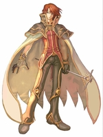 Ragnarok Online Male High Wizard Cosplay Costume