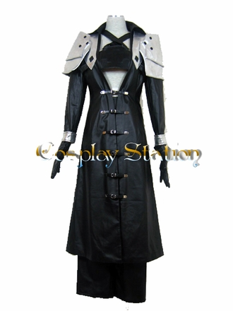 Final Fantasy XII Advent Children Sephiroth Cosplay Costume