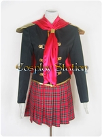 Final Fantasy Agito XIII Cosplay Costume