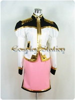 Galaxy Angel Milfeulle Sakuraba Cosplay Uniform Costume