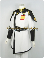 Gundam Seed Destiny Talia Gladys Cosplay Uniform