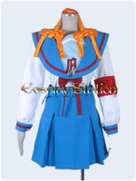 Haruhi Suzumiya School Uniform Cosplay Costume