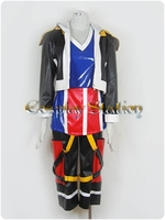 Kingdom Hearts 2 Sora Cosplay Costume