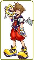 Kingdom Hearts 2 Sora Commission Cosplay Costume