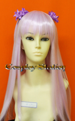 Rozen Maiden Kirakishou Super Long Purple Cosplay Wig