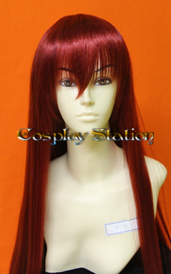 Shakugan No Shana Long Red Cosplay Wig
