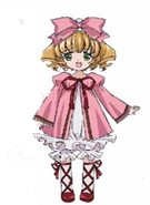 Rozen Maiden Hina-Ichigo Cosplay Costume_Latest Design!