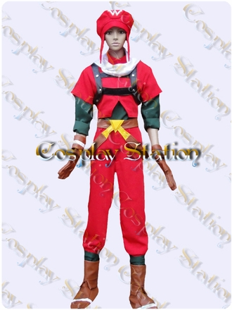 .Hack Link Kite  Cosplay Costume